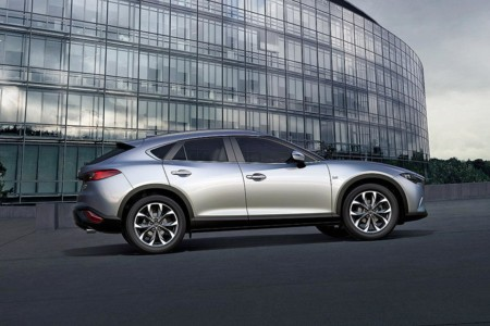 Mazda Cx 4 Finally Gets Official Debut In China 2