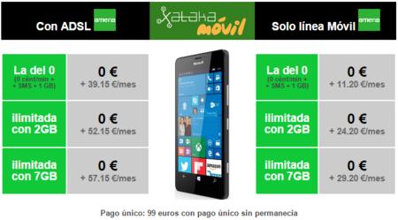Precios Microsoft Lumia 550 Con Amena