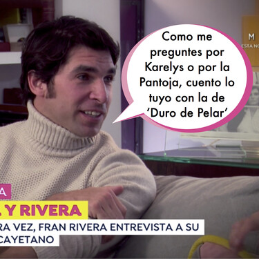 Cayetano Rivera se sincera con su hermano Fran: así son sus recuerdos en Cantora, las anécdotas con Kiko Rivera y su visión sobre la herencia de Paquirri