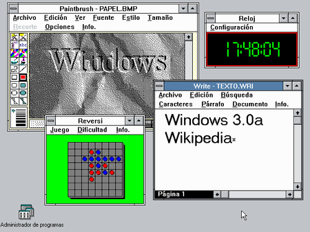 Captura De Windows 3 0a