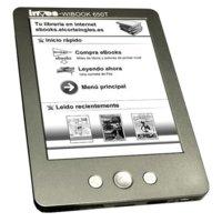 Inves Wibook 650T de El Corte Inglés: todos quieren ser el Kindle español