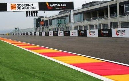 A la venta el 1 de Junio las entradas para el GP de Aragón
