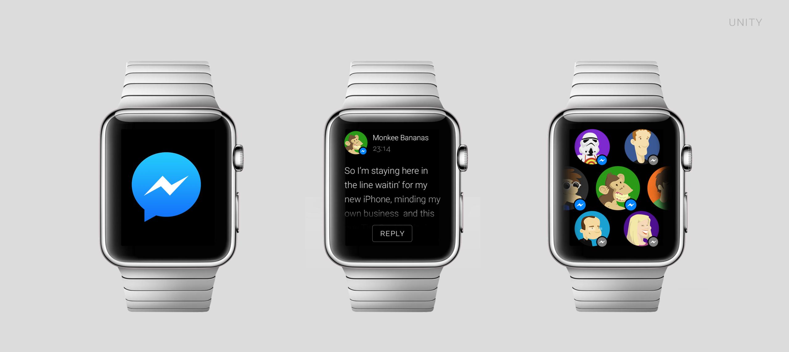 Foto de Así pueden ser algunas aplicaciones en el Apple Watch (11/13)