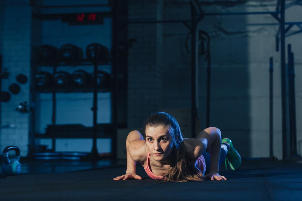 CrossFit en casa: tres formas diferentes de hacer los burpees para variar tu entrenamiento