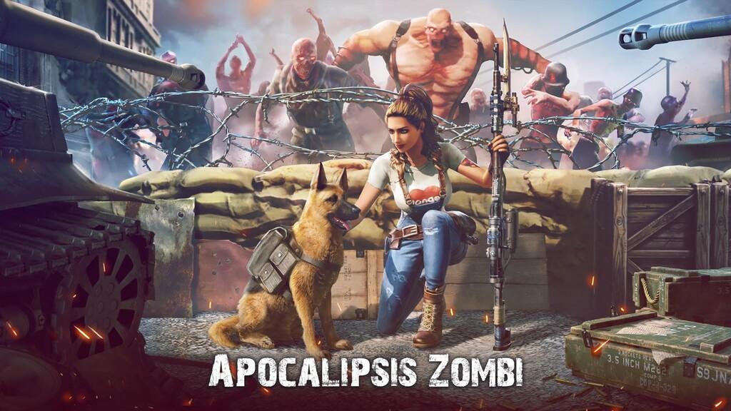 'Dead Empire: Zombie War', un juego móvil de estrategia con combates multijugador y compras in-app