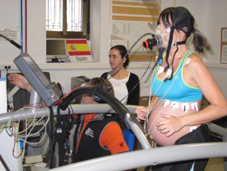 Ejercicio físico intenso durante el embarazo, ¿sí o no?