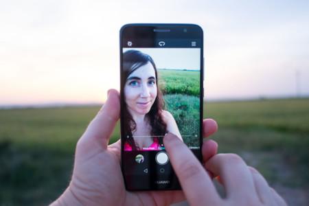 Huawei Nova Plus: cámara frontal