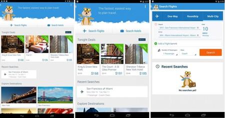 Aplicacion Para Viajar Android Hipmunk