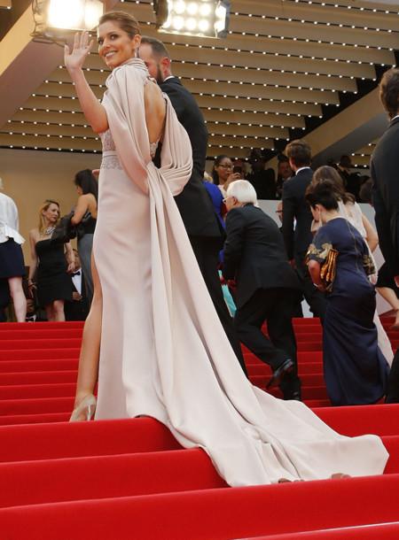 Cheryl Cole Fernandez Cannes 2015