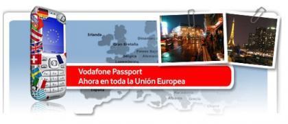 Novedades en el roaming de Vodafone
