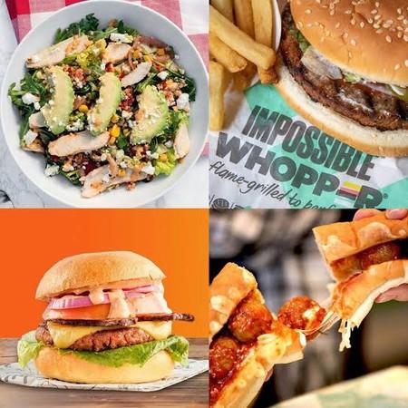 Rápido, barato y sobre todo saludable: es la exigencia actual del cliente de comida rápida