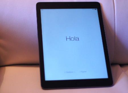 iPad Air, primer contacto y unboxing