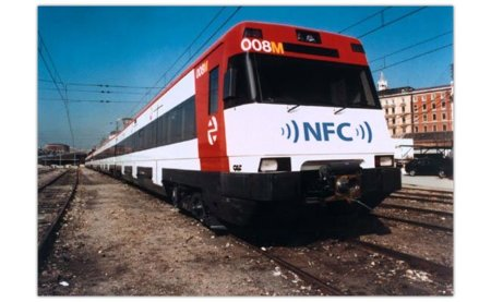 Renfe y Vodafone apuestan por la tecnología NFC