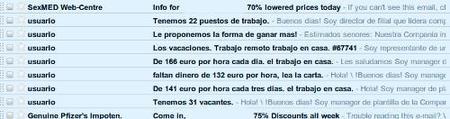 La gestión del spam en las pymes