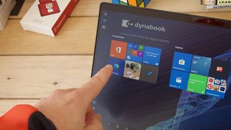 Dynabook Portehe X30 Pantalal Tactil
