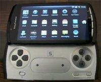 Sony Ericsson Z1, el PlayStation Phone, se filtra en un vídeo con Android Gingerbread