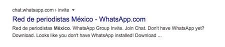 Whatsapp Grupos Abiertos Google 11