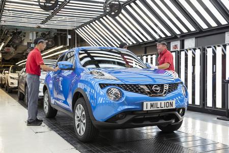 El Nissan Juke supera el millón de unidades producidas