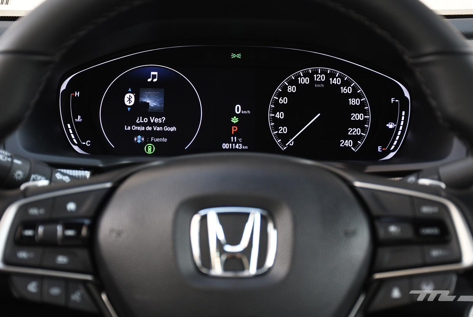 Foto de Honda Accord 2021 (prueba) (18/20)