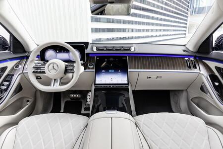 Mercedes Benz Clase S 2021 Precio Mexico 31a