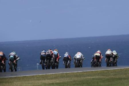 Moto3 Salida Gp Australia 2016