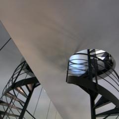 Foto 15 de 35 de la galería casas-poco-convencionales-vivir-en-una-torre-de-agua en Decoesfera
