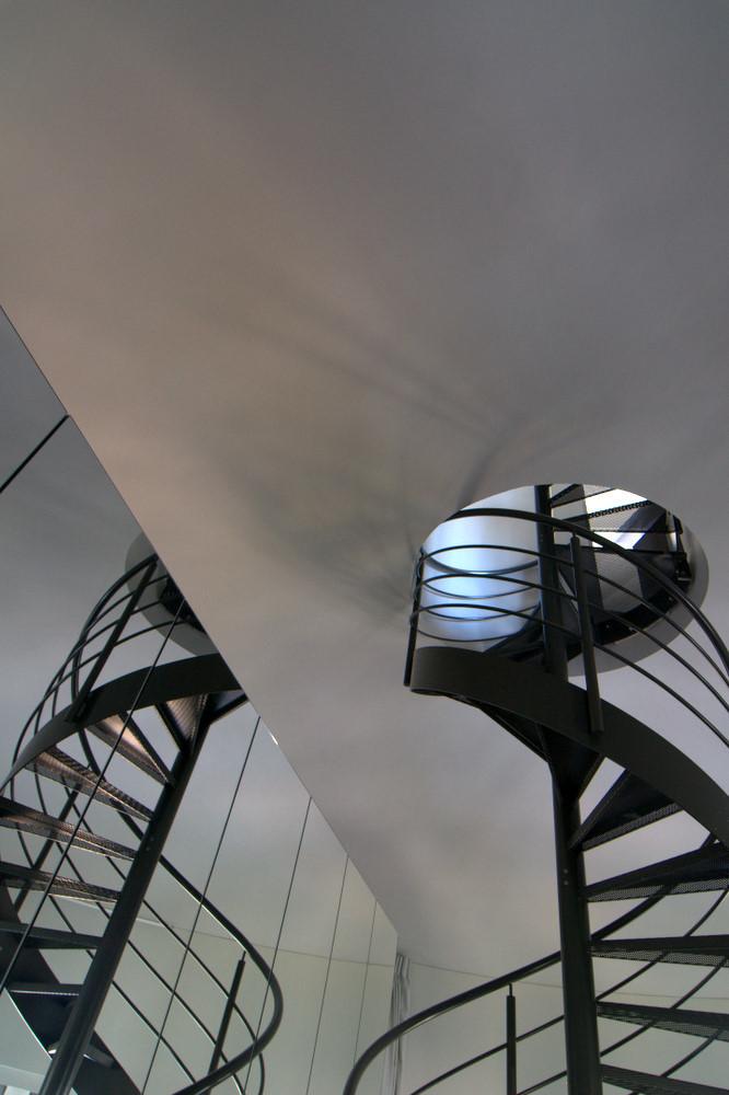Foto de Casas poco convencionales: vivir en una torre de agua (15/35)