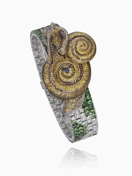 chopard caracol reloj