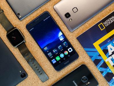 Honor 8 inicia hoy la actualización a Android 7.0 Nougat junto con la nueva interfaz EMUI 5.0