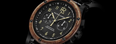 Ralph Lauren retoma el espíritu de adrenalina de los autos para presentar el nuevo Automotive Cronograph
