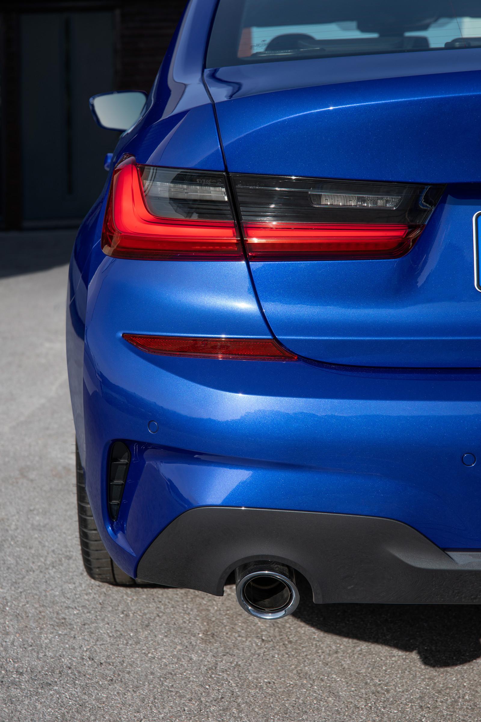 Foto de BMW Serie 3 2019 (28/131)