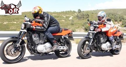 Presentada en Valencia la Harley Davidson XR 1200