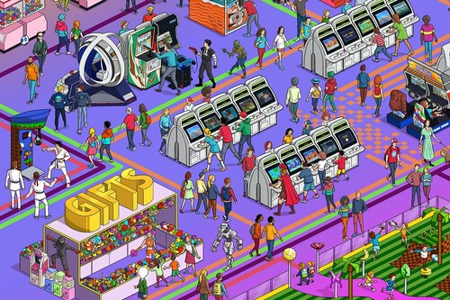 Los reyes de las recreativas: SEGA y su impresionante legado en los salones arcade