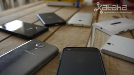 Cosecha del 2013: comparamos los smartphones del año pasado, ahora en sus mejores precios