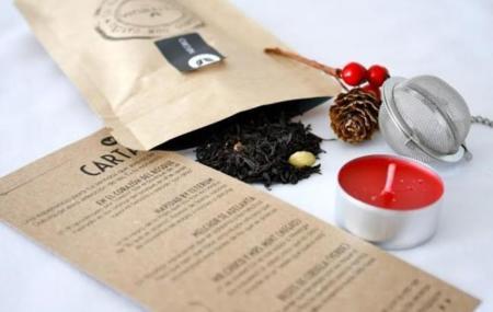 Teterum, tés con mucho encanto