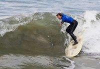 Los beneficios del surf