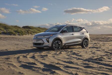 Chevrolet confirma la llegada a México del nuevo eléctrico Bolt EUV 2022