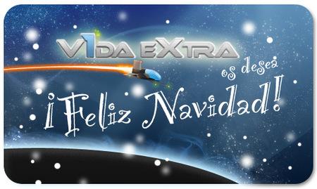 ¡VidaExtra os desea Felices Fiestas!