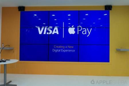 Así utilizaremos Apple Pay: VISA nos lo enseña en el MWC15