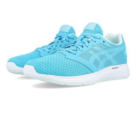 Desde sólo 18,52 euros podemos estrenar unas zapatillas Asics Patriot 10 en color azul gracias a Amazon