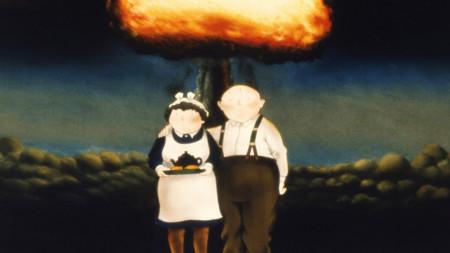 Animación | 'Cuando el viento sopla', de Jimmy T. Murakami