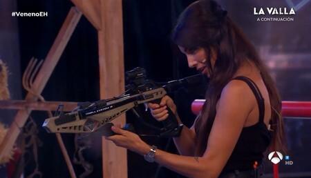 Pilar Rubio, la mujer que aprovecha la baja por maternidad para sacarse la licencia de armas: ¿cuál es su objetivo?