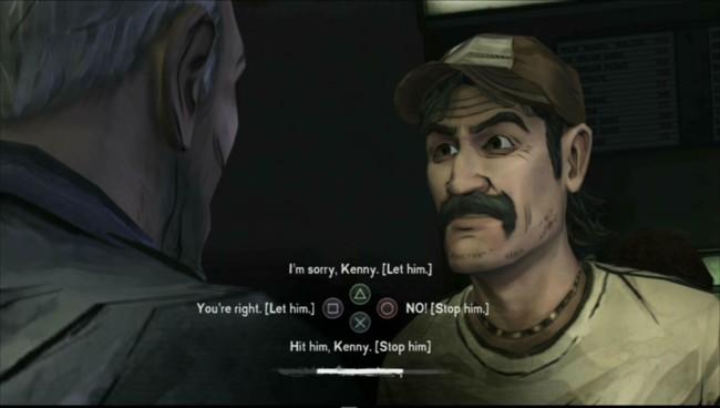 The Walking Dead Choices
