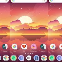 Ya puedes probar los iconos adaptativos en Lollipop o superior, con Nova Launcher