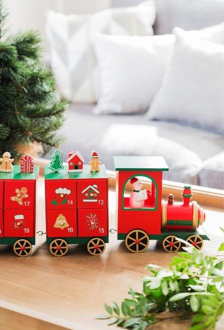 Decoración de Navidad clásica