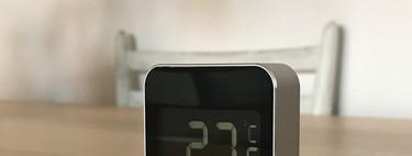 Elgato Eve Degree, análisis: termómetro y sensor de humedad inteligente para los que el precio no es un problema