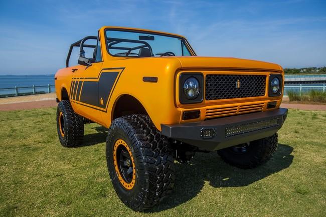 International Scout II 1979, el vehículo restomod para los fans del 4x4 y los modelos clásicos