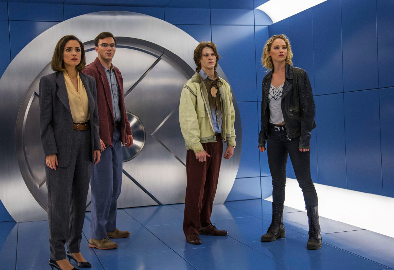Foto de 'X-Men: Apocalypse', nuevas imágenes oficiales (17/17)