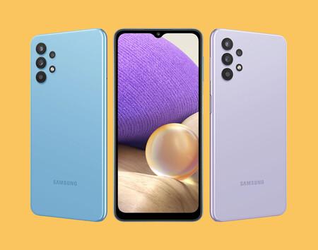 Galaxy A32, el nuevo smartphone de Samsung con velocidad 5G, por 40 euros menos en PcComponentes: llévatelo por 239 euros