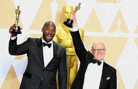 Kobe Bryant tiene un Óscar: 'Dear basketball' se alza con el premio al mejor corto de animación
